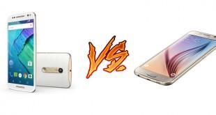 Moto X Style vs Galaxy S6