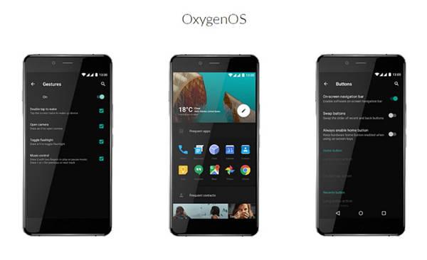Oxygen OS Oneplus-X