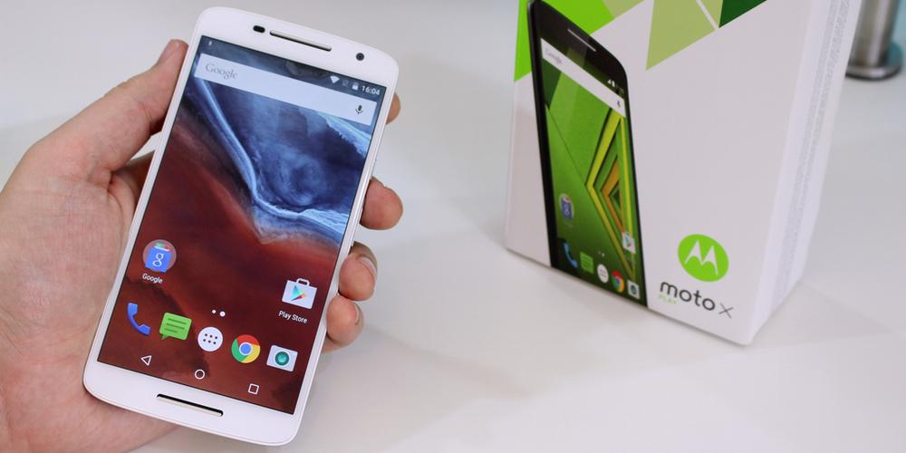 Motorola Moto X Play vs Asus Zenfone 2
