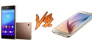Xperia Z5 vs Galaxy S6