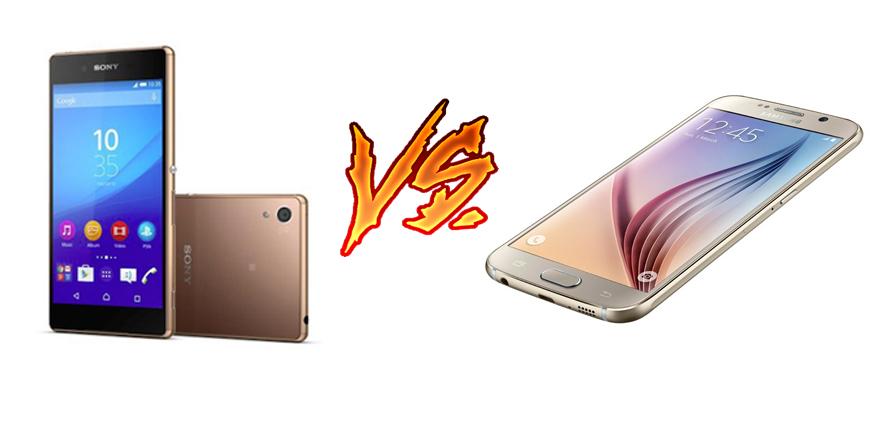 Photo of Xperia Z5 vs Galaxy S6: la elegancia contra la potencia