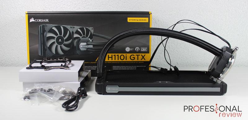 Corsair H110i GTX
