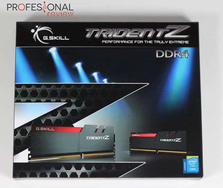 G.SKill Trident Z caja