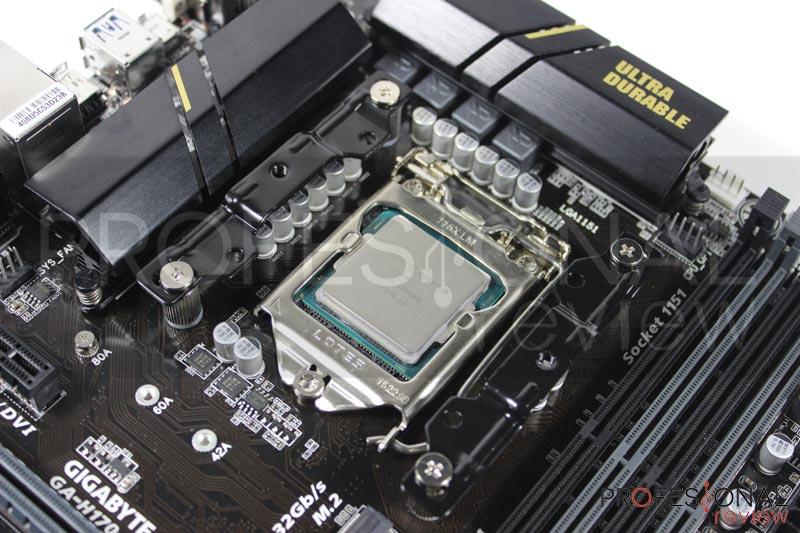 Disipador procesador socket