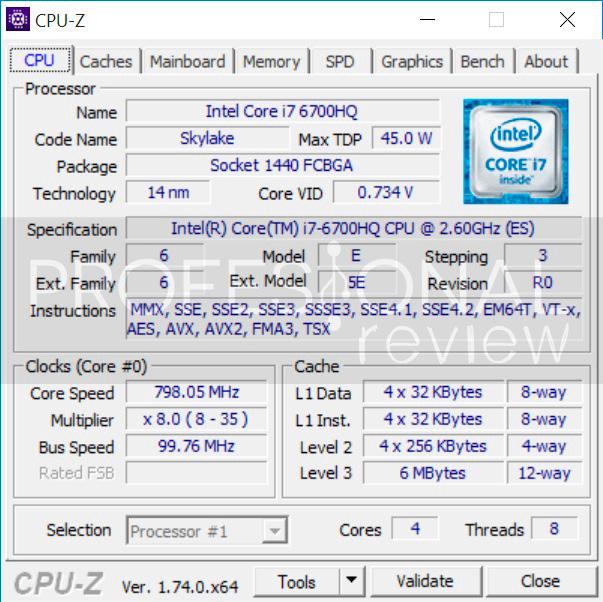 MSI-GS40-CPUZ