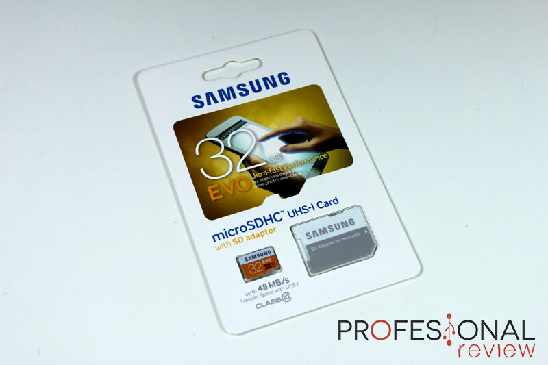Photo of Samsung EVO 32 GB Review