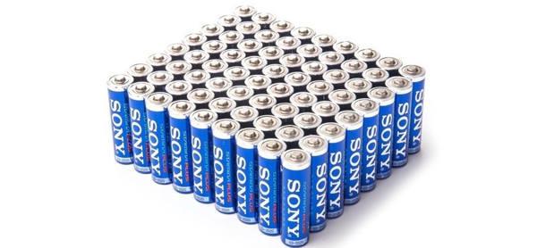 Photo of Sony trabaja con baterías un 40% más duraderas