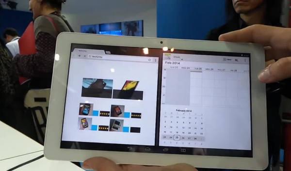 Photo of El equipo de Android trabaja en la multitarea con pantalla partida