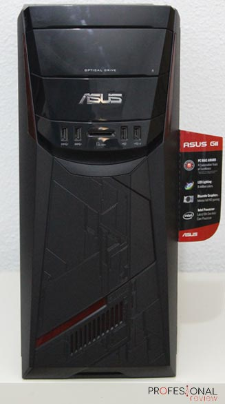 Asus G11CB review
