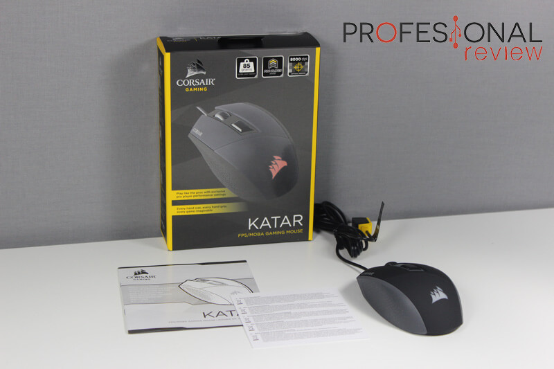 Corsair Katar Review