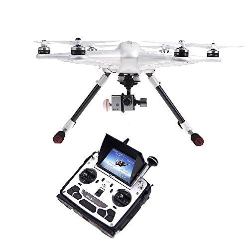 Dron con FPV