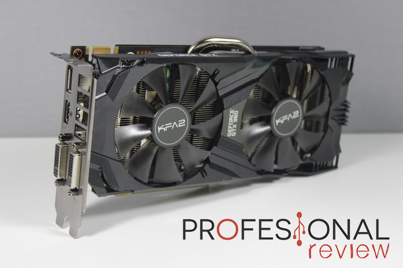 Photo of KFA2 GTX 960 EXOC Review