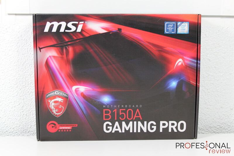 MSI B150A Gaming PRO review