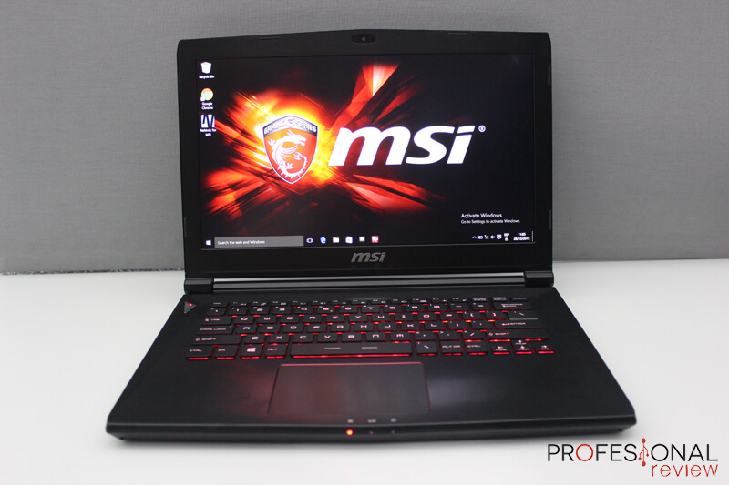 MSI GS40 Review