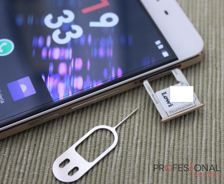 OnePlus X nanosim