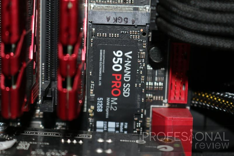 Samsung 950 Pro review