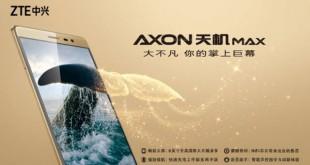 zte axon max a