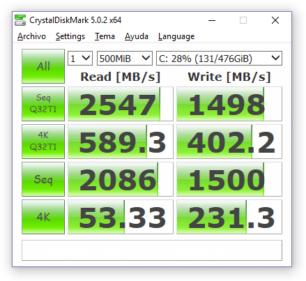 950PRO_CrystalDiskMark_5.0.2_x64