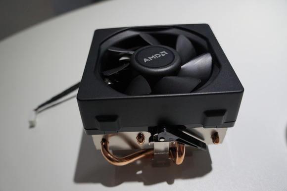 Photo of AMD Wraith es el nuevo disipador de la marca
