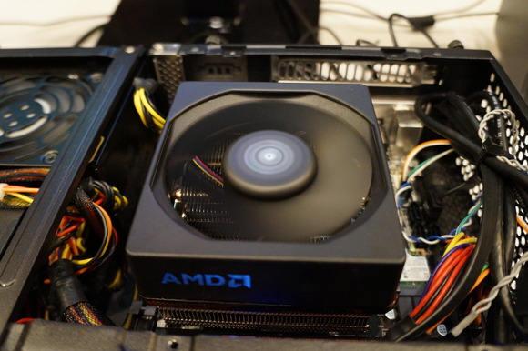 AMD Wraith b
