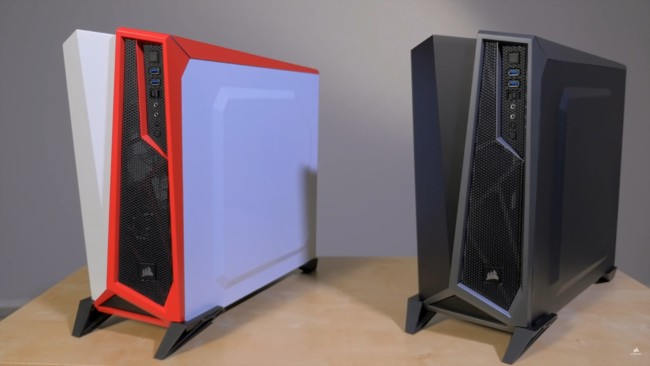 Photo of Corsair Carbide SPEC ALPHA, elegante chasis para los usuarios más exigentes