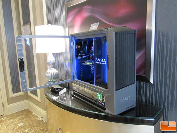 EVGA Gaming Case a