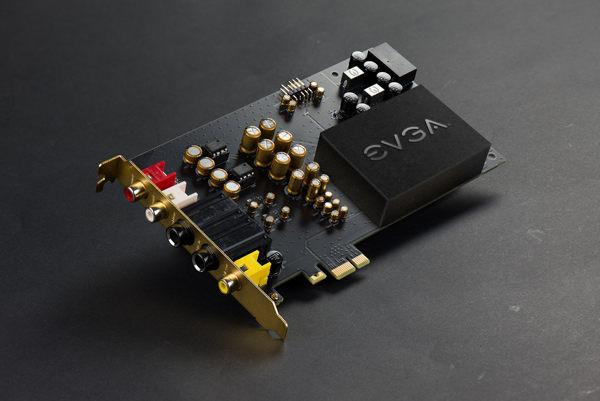 EVGA Pro Audio Card