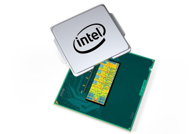 procesadores de Intel