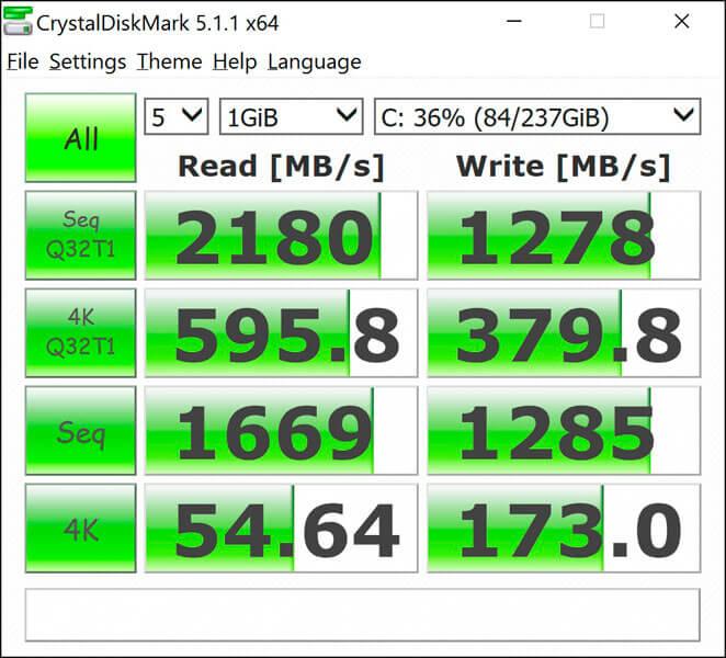 MSI GAMING 24 6QE 4K SSD