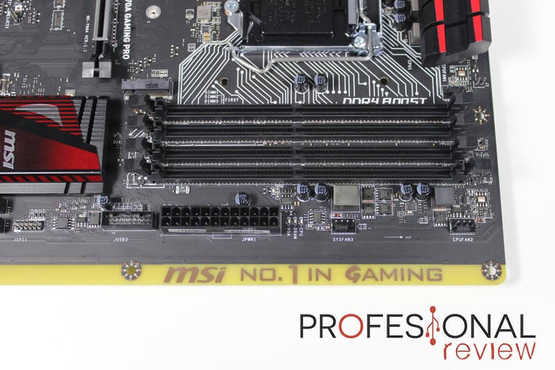 MSI Z170A Gaming PRO DDR4