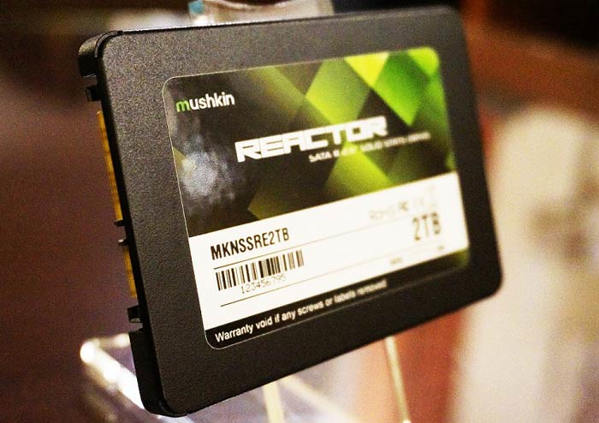 Mushkin Reactor 4 GB