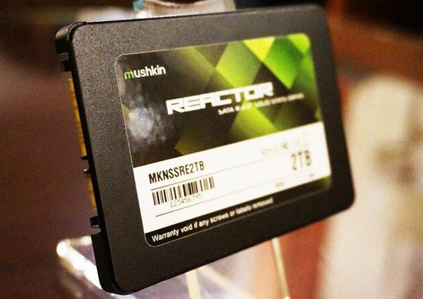 Mushkin Reactor de 4 TB a un precio asequible