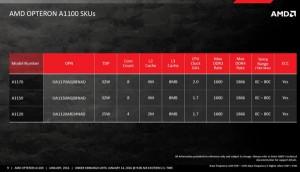 Opteron A1100 Series c