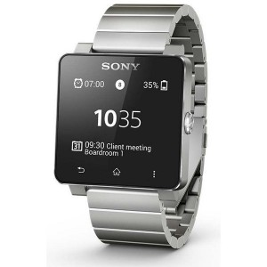 Sony SmartWatch 2 con correa metálica