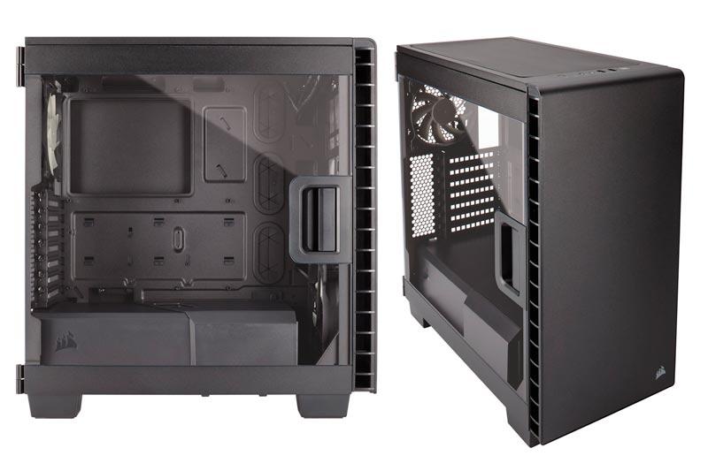 Photo of Corsair Carbide Quiet 400Q y Carbide Clear 400C presentadas