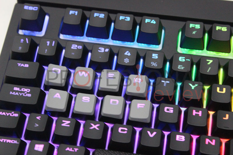 Photo of Corsair Strafe RGB Review