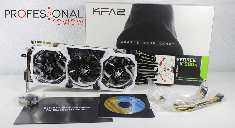 KFA2 GTX980 TI HOF