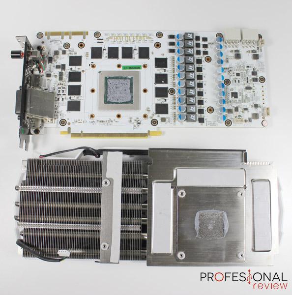 KFA2 GTX980 TI HOF PCB