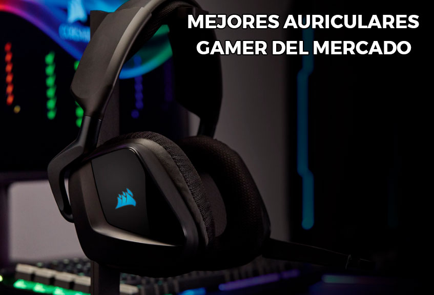 mejores auriculares Gamer para PC