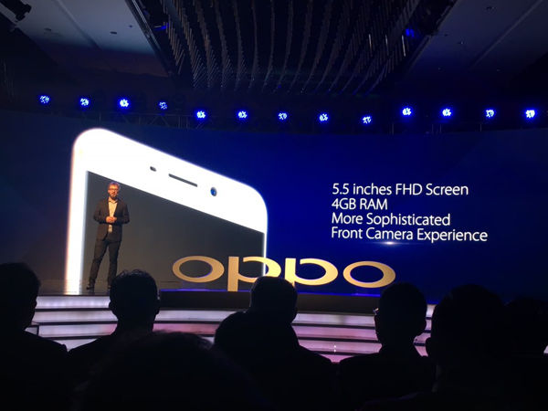 Photo of Oppo F1 Plus, un smartphone para adictos a los selfies