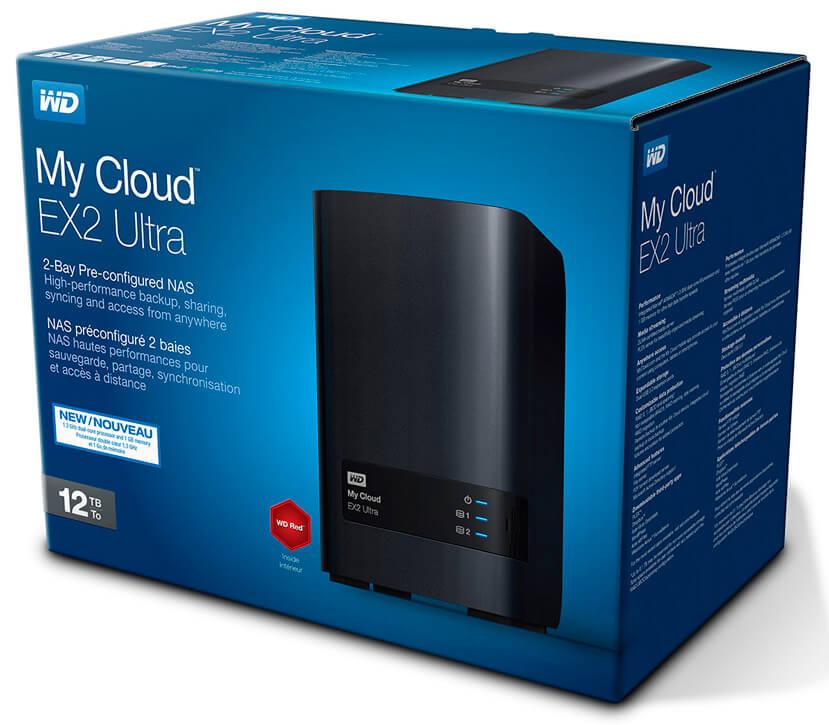 Western Digital lanza My Cloud Ext2 Ultra NAS