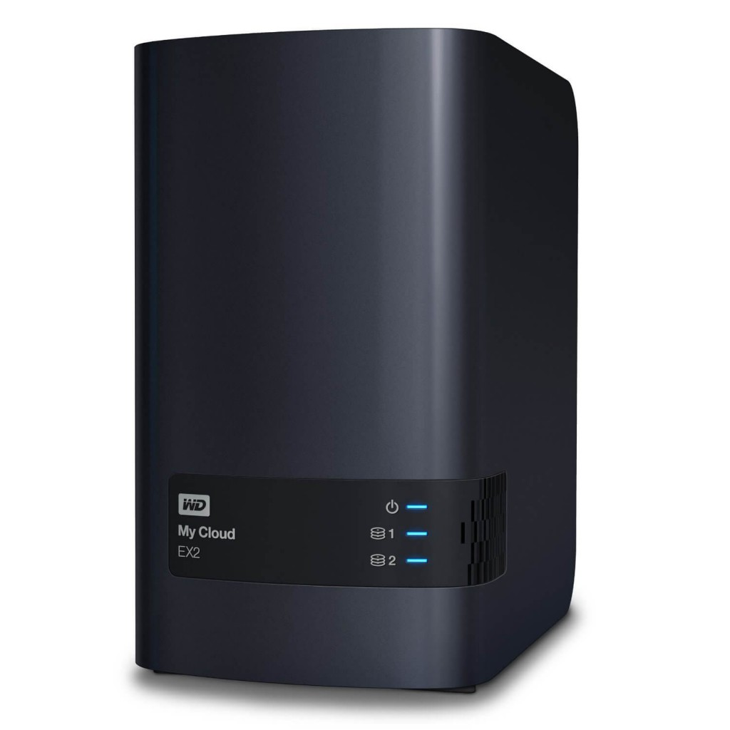 Western Digital lanza My Cloud Ext2 Ultra NAS 2