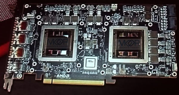 AMD Radeon R9 Fury X2
