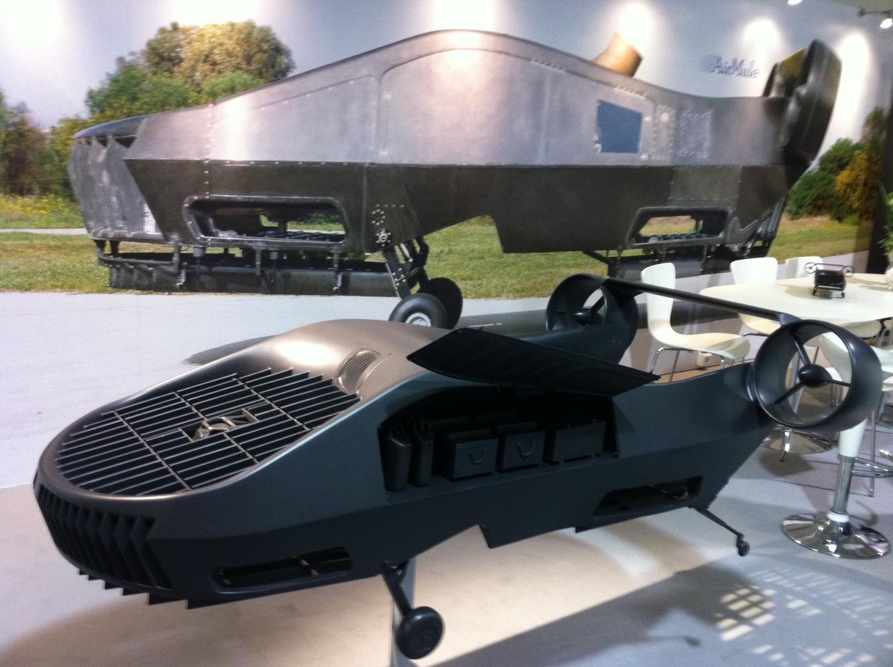 Airmule dron