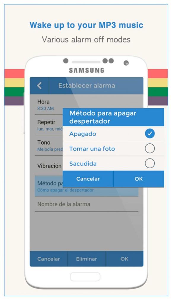 mejores alarmas para android