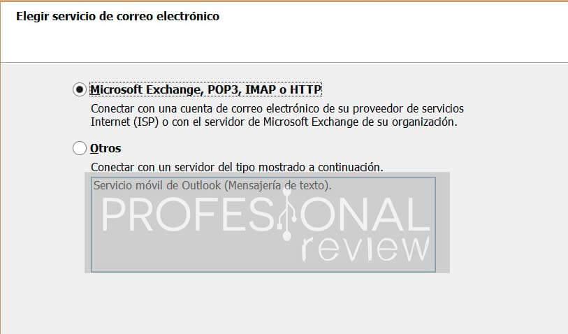 Configurar cuenta de correo ono IMAP