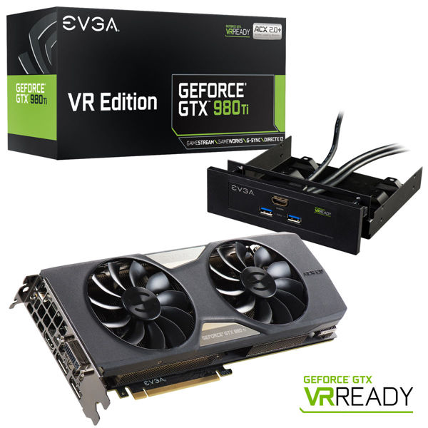 EVGA GeForce GTX 980 Ti VR EDITION 2