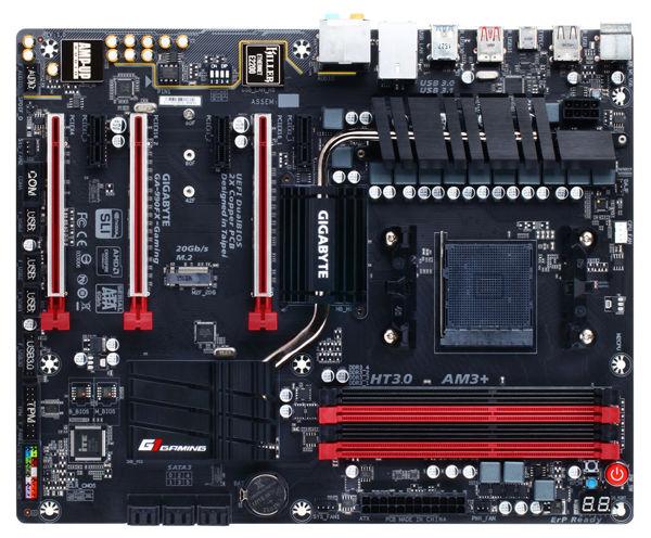 Gigabyte 990FX-Gaming 2