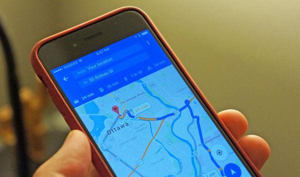 Google maps se actualiza con importantes mejoras