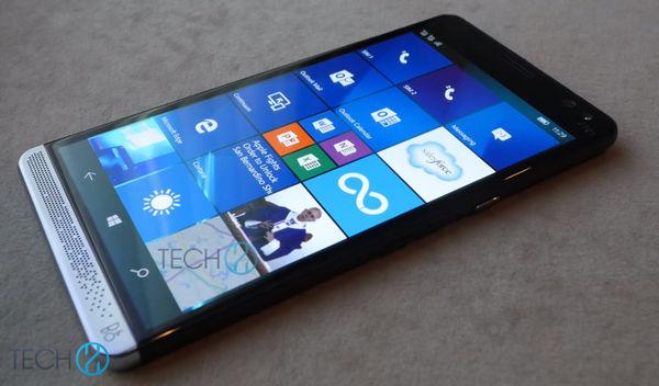 HP Elite x3 con snapdragon 820 y windows 10
